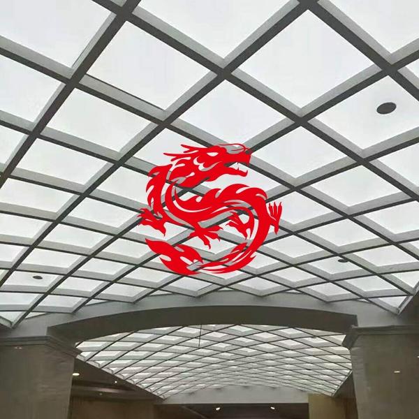 医院造型软膜天花