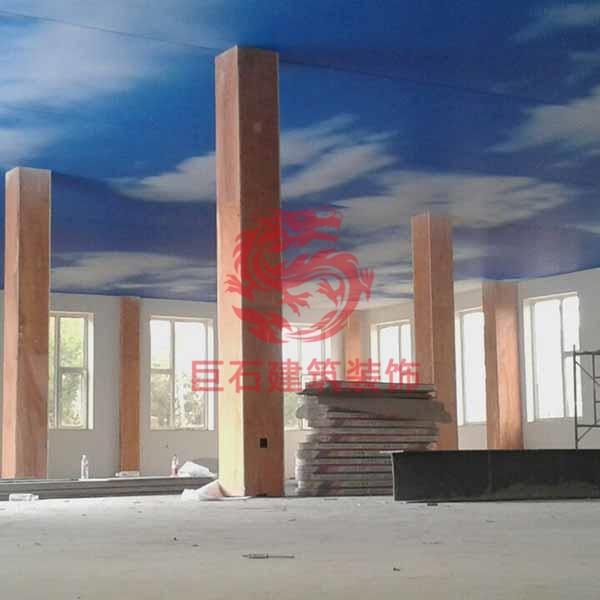 东营东城门窗展厅