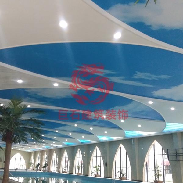 烟台永聚游泳馆