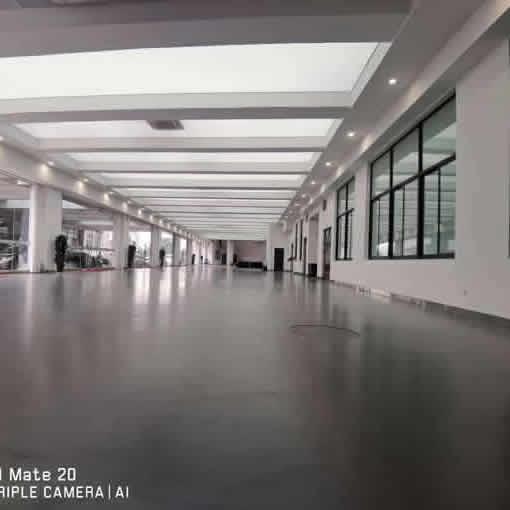 青岛科技大学白色透光膜